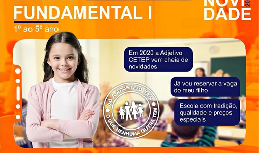 Ensino Fundamental I do 1º ao 5º ano - INTEGRAL!